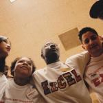 ExCEL student huddle 1994