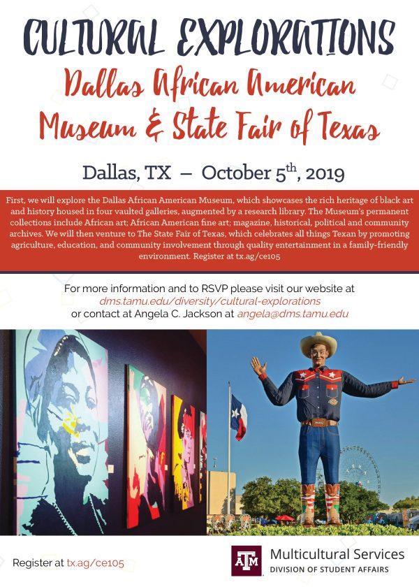 Cultural Explorations: Dallas
