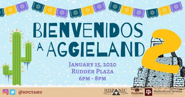 Bienvenidos a Aggieland 2 @ Rudder Plaza