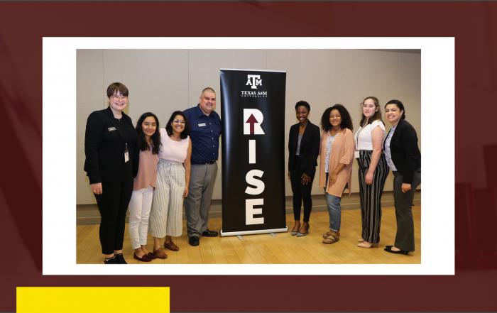 The 2019-20 RISE Fellows group photo