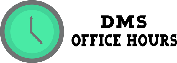 DMS Office Hours logo