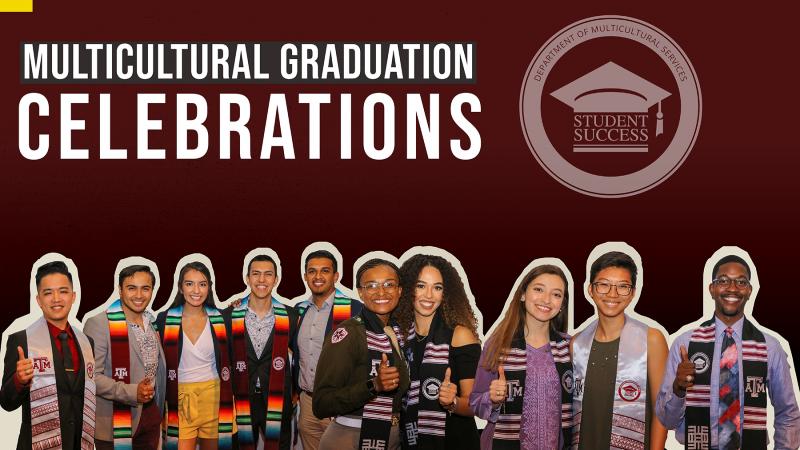 Multicultural Graduation Celebrations
