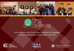 DMS Office Hours