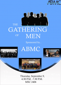 Gathering of the Mend @ MSC 2406