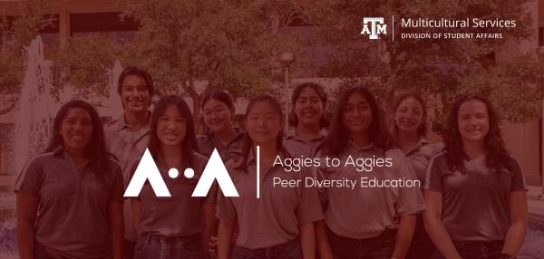 Aggies to Aggies Logo