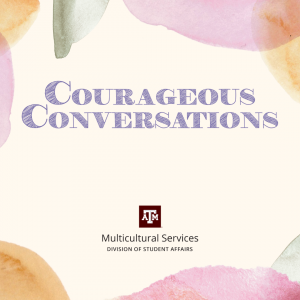 """Courageous Conversations on """"Mental Health"""" - APIDA session @ DMS 2249"""